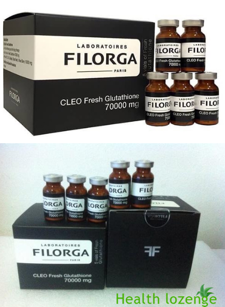 FILORGA CLEO Fresh Glutathione 70000 mg Injection