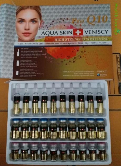 Aqua Skin Veniscy High Strength Whitening Injection